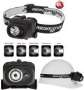 Nightstick -Multi Function Headlamp - LED - 3AAA