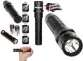 CASE OF 2 - Nightstick Xtreme Lumens Metal Multi-Function Tactical Flashlight - LED -  2 CR-123