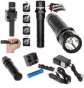 CASE OF 2 - Nightstick Xtreme Lumens Metal Multi-Function Tactical Flashlight - Rechargeable