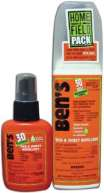 Ben's 30 Tick & Insect Repellent Home & Field Pack