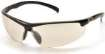 12 PACK - Forum Safety Glasses -  Indoor/Outdoor  Lens Black Frame