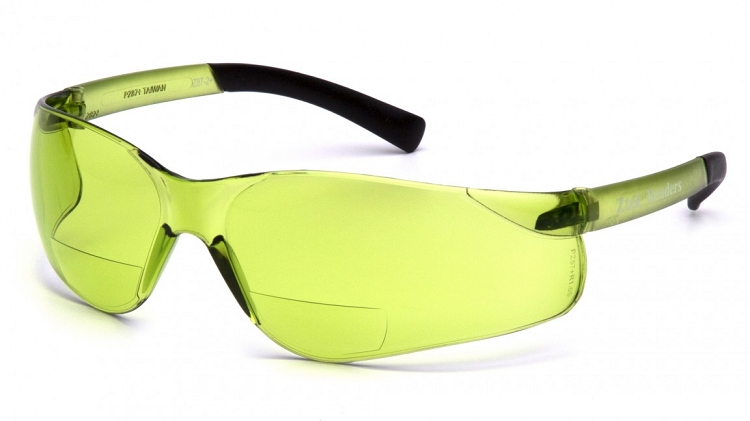 ztek readers safety glasses usually with either