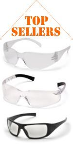 Top Selling Safety Glasses