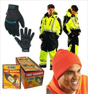 Winter Safety Warming Products