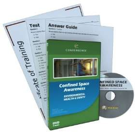 Confined Space Awareness Training DVD