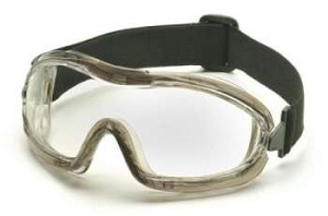 12 Pack Goggles - Clear Anti-Fog Lens Goggles
