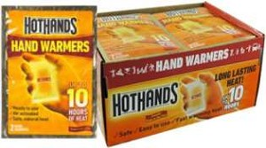 HotHands  Hand Warmers Display Box With 40 Pair HH-2