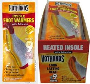Full Case - Hothands Insole Foot Warmers  128 Pair