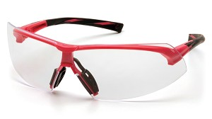 12 Pack Onix - Pink Frame Clear Lens