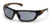 SINGLE PAIR - Carhartt Carbondale - Gray Anti-Fog Lens