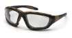 SINGLE PAIR - Carhartt Carthage - Clear Anti-Fog Lens