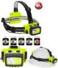 Nightstick Intrinsically Safe Multi-Function Headlamp - LED - 3AA