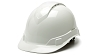 Ridgeline Cap Style VENTED Hard Hats - With 4 Point Ratchet Suspension