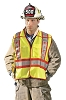 Blow-Out - Occunomix Premium Solid Public Safety Fire Vest