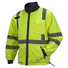 Pyramex RJR3410 Class 3, 4-in-1 Reversible Windbreaker Jacket