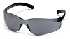Pyramex S9120S Atoka Safety Glasses - Black Temples - Gray Lens