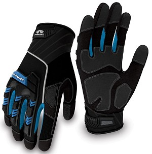 Pyramex GL201 Series Heavy Duty Impact Gloves