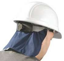 MiraCool Deluxe Hard Hat Pad W/Neck Shade
