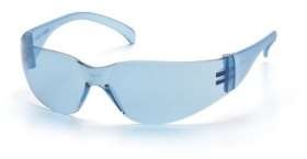 Intruder Safety Glasses - Infinity Blue Lens/Frame