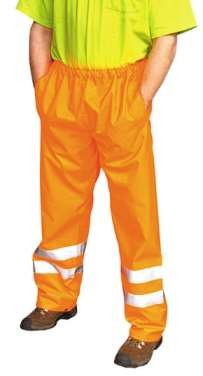 OccuLux ANSI  Class E High-Viz Weatherproof Pants